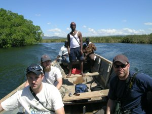 Black River Mangrove trip